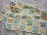 Kittynka a hrací deka